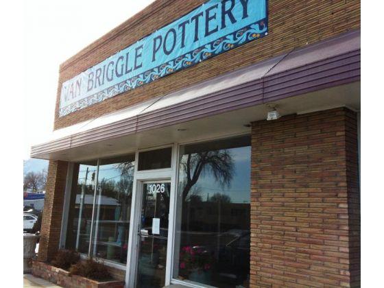 van briggle pottery storefront